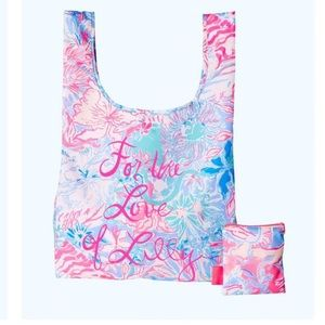 Lilly Pulitzer Viva La Lilly Packable Bag